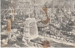 1.WK Jägerfriedhof 2.bayr.Res.-Jäger Feldpgl1916 #28.404 - Militaria