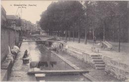 Granville (Manche) - Le Bocq, Women Washing Clothes Etc., Interesting Scene - Granville