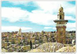 TOP!! JERUSALEM * JORDANIEN * OLD CITY - GENERAL VIEW *!! - Jordanien