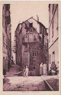 Corsica - Bastia - Street Scene, ± 1920 - Bastia