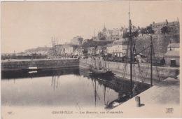 Granville - Les Bassins, 1910's - Granville