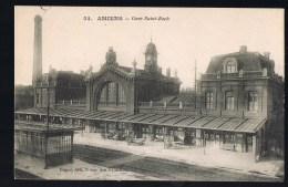 AMIENS . La Gare . - Amiens