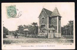 CAYEUX - SUR - MER . Le Carrefour Du Bois - Brigthon . - Cayeux Sur Mer