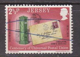 Großbritannien -JERSEY 1974 / Mi: 99 /  Königin Elisabeth II / GR 260 - 1952-.... (Elisabeth II.)
