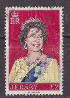 Großbritannien -JERSEY 1977 / Mi: 172/  Königin Elisabeth II / GR 261 - 1952-.... (Elisabeth II.)