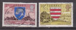 Großbritannien -JERSEY 1976 / Mi: 135,38/  Königin Elisabeth II / GR 262 - 1952-.... (Elisabeth II.)