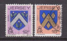 Großbritannien -JERSEY 1981-88 / Mi: 265,68/  Königin Elisabeth II / GR 263 - 1952-.... (Elisabeth II.)