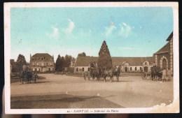 SAINT - LO . Intérieur Du Haras . - Saint Lo