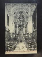 Enghien Vue Intérieure De L'Eglise Des Jésuites Ancien Collège - Enghien - Edingen