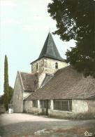 ST-REMY-SUR-CREUSE   Ac 5356    - L'EGLISE   SUR LA ROUTE TOURISTIQUE DE LA VALLEE DE LA CREUSE - Autres Communes