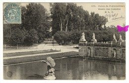 Palais De FONTAINEBLEAU - Bassin Des Cascades - Fontainebleau
