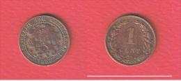 PAYS-BAS  //    1   Cent   1900  //   KM # 107 - [ 3] 1815-… : Kingdom Of The Netherlands