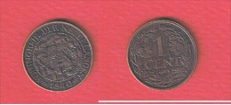 PAYS-BAS  //    1   Cent   1940  //   KM # 152 - [ 3] 1815-… : Kingdom Of The Netherlands