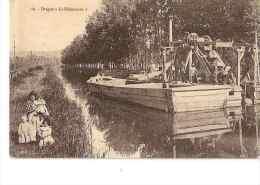 """DRAGUE """"LA DIJONNAISE"""" BEAU PLAN, PERSONNAGES,A VOIR !! REF 16793 - Schiffe"""