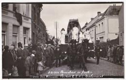 Boechout: Stoet Voor Pastoor Tielemans,3-8-1930. (fotokaart) - Boechout