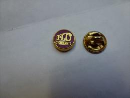 Mini Pin's En Zamac , Groupe Flo , Paris - Villes