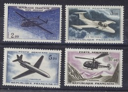 France 1960 Airmail Set MNH(**) - 1960-.... Nuovi