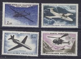 France 1960 Airmail Set MLH (*) - Poste Aérienne