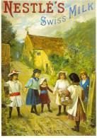 CP-13 : Lait Nestlé's  Suisse Milk - Pubblicitari