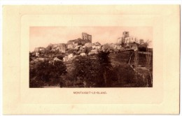 CPA MONTAGUT-LE-BLANC - Montaigut