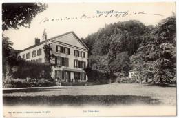 CPA BRUYERES (Vosges), Le Château - Bruyeres