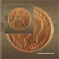 PIECE GRANDE-BRETAGNE ONE PENNY 1938 Jeton Monnaie Médaille Collection Numismate Numismatique - 1902-1971 : Monete Post-Vittoriane