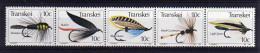 Transkei - 1982 - Fishing Flies (3rd Series) - MNH - Transkei