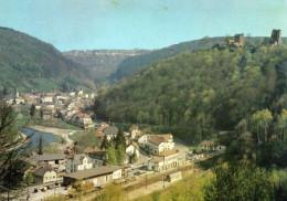 57.Lutzelbourg.Vue Generale Et Le Chateau - Frankreich