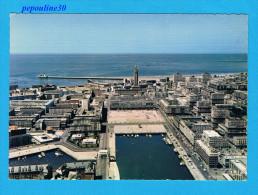 LE HAVRE (Seine Maritime) EN AVION SUR LA PLACE GAMBETTA ET LE BASSIN DU COMMERCE - Non Classés