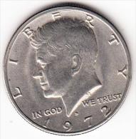 ESTADOS UNIDOS 1979 KENNEDY SIN CECA (Filadelfia)  1/2 DOLLAR. NIQUEL Y COBRE EBC.CN 1172 - EDICIONES FEDERALES