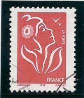 - A. 2005 - Marianne De Lamouche - Oblitéré - Y.T.N° 3734 A - - 2004-08 Marianne Of Lamouche