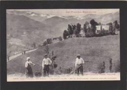 Ariege - Massat - Rieupregon ( Pres De ) - Les Faneurs Dans Les Paturages, Fond Du Montvallier - Frankreich