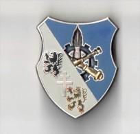 INSIGNE DIRMAT DIRECTION DU MATERIEL DE LA CMD NORD EST  VI RM - DELSART G 3830 - Esercito