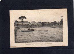 45505  Benin,  Dahomey,  Porto-Nuovo,  Vue  Prise  De La  Lagune,  NV(scritta) - Benin