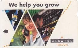 Telecarte Oezbekistan Alcatel  Très Rare ! - Ouzbékistan