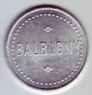 Monnaie De Nécessité - LOIRE 42 - Balbigny - 2 Francs - Monetari / Di Necessità