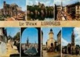 Le Vieux Limoges Multivues, écrite, Timbrée - Limoges