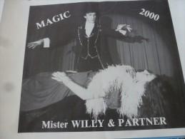 Circus Cirque Zirkus Circo Affiche  Poster Magic - Affiches