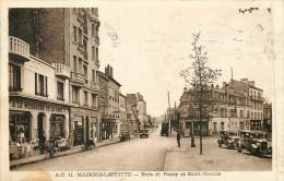 78 MAISONS-LAFFITTE - Rues De Poissy Et Saint Nicolas - Maisons-Laffitte