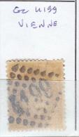 FRANCE - Dpt ISERE - S/59 - Bistre  - Céres - Oblit   GC 4199  ( Vienne  ) - Marcophilie (Timbres Détachés)