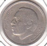 MARRUECOS  1980. 5 DIRHAMS .HASSAN II  VER FOTO   EBC.CN 1174 - Marruecos