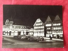 Deutschland. Soest. Marktplatz In Festbeleuchting. Verzonden Uit MD In 1968. Auto Car Voiture - Soest