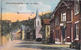RARE CHAUDFONTAINE RUE DE L EGLISE - Chaudfontaine