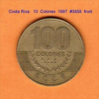 COSTA RICA    10  COLONES  1997   (KM # 230a) - Costa Rica