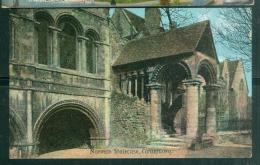 Norman Staircase, Canterbury  -  Dao37 - Canterbury