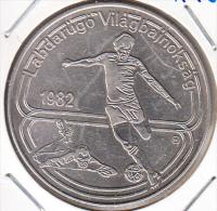 HUNGRIA 1982.CAMPEONATO MUNDIAL FUTBOL ESPAÑA '82. 100 FORINT.NUEVA SIN CIRCULAR SIN CIRCULAR. CN1175 - Hungría