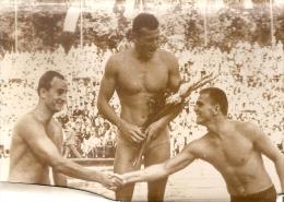 PHOTO DE PRESSE  KEYSTONE NATATION  BUDAPEST  ALAIN GOTTVALLES - Sports