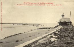 27 Berville. Le Port - France