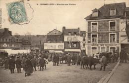 27 Cormeilles. Marché Aux Vaches - France