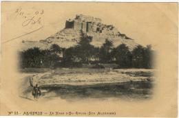 Algérie Le Ksar D´El-Goléa  A. Vollenweider  Scans Recto/verso - Andere